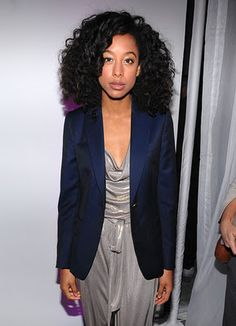 Curl Spotter: Corinne Bailey Rae