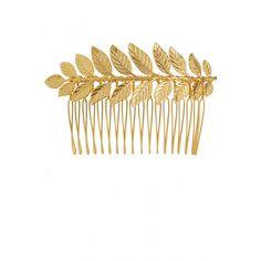 Calypso St. Barth Bridal Accessories - Mollie Leaves Comb