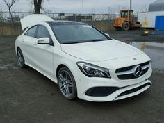 Salvage For Sale Mercedes Benz Cla 250, Mercedes Benz Models, Amazing Spider, Car Detailing, Dream Cars, Ali, Automobile, Universe, Wallpapers