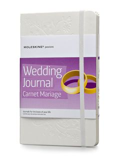 Moleskine Passions Wedding Journal - Hard Cover