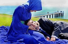 45 Cute and Romantic Muslim Couples