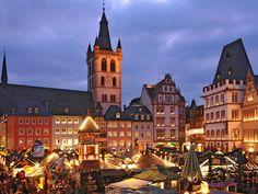 Trierer Weihnachtsmarkt: Bilder & Video: Bildergalerie