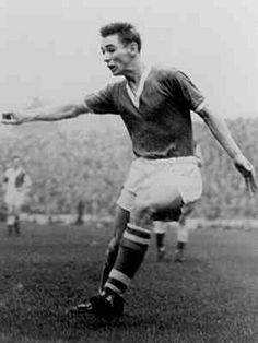 Brian Clough of Middlesbrough in 1960.