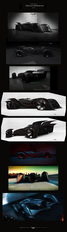 Justice League Batmobile concept by wizzoo7.deviantar... on @DeviantArt
