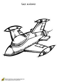 48 Meilleures Images Du Tableau Coloriages D Avions Coloring Pages