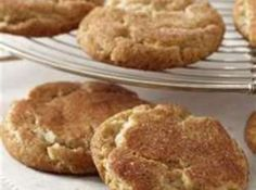 Cinnamon Sugar Butter Cookies Mix in a Jar Recipe