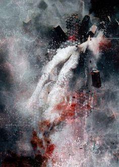 Surrealist Digital Art by Emilie Leger