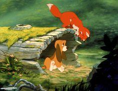 Rox et Rouky ( Disney)