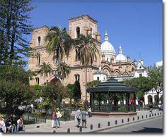 The Best City, Cuenca in Ecuador