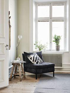 Bostadsrätt, Erik Dahlbergsgatan 30 i Göteborg - Entrance Fastighetsmäkleri
