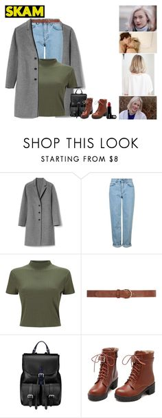 """""""Noora Amalie Sætre - Skam"""" by jeesxx ❤ liked on Polyvore featuring Gap, Topshop, Miss Selfridge, Dorothy Perkins and Aspinal of London"""