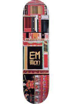 EMillion Fancy-2 - titus-shop.com  #Deck #Skateboard #titus #titusskateshop