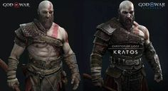 Game Character, Character Design, The Witcher Wild Hunt, God Is For Me, Kratos God Of War, Cyberpunk Character, Norse Mythology, Drawing Reference, Video Games