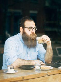 Elio profiled on #Beardbrand as one of our #UrbanBeardsman