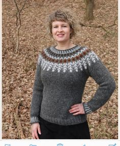 Ravelry: Fjäder pattern by Hanne Rimmen Sweater Design, My Size, Hobbies And Crafts, Crochet Clothes, Ravelry, Knitting Patterns, Knit Crochet, How To Make, How To Wear