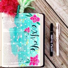 Growing Meadows: Advent Bible Journaling Round Up