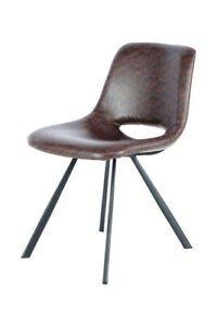 Details About Stuhl Leder Optik Esszimmerstuhl Modern Braun Schwarze Beine 2er Set Details About Stuhl Esszimmerstuhl Armleh In 2020 Make A Donation Inspiration Chair