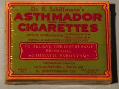 Early twentieth century cigarette advertising