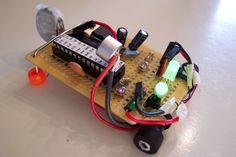 DIY robotic car