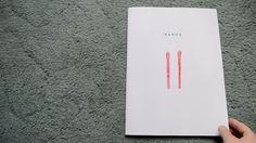 Hands fanzine by .elena ortiz. Illustration fanzine screenprinted. May 2012.