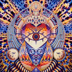 TIM ANDERSON - VISIONARY ART GALLERY