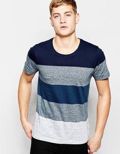 Jack & Jones Stripe T-Shirt