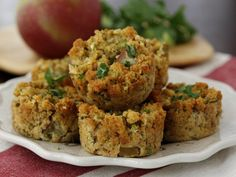Stuffing Muffins #Thanksgiving