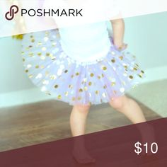 Host pick! gold polka dot tutus Only black with gold polka dots left!. $12or save by ordering as a set with one of our custom onesies for $18 Bottoms