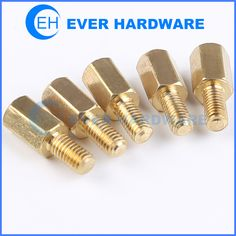 The standoff is a external and internal threaded separator of defined length used to raise one assembly above another. They are usually round or hex