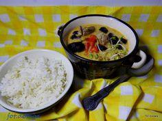 Moje Małe Czarowanie: Szybkie tajskie danie