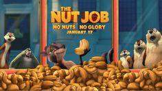 The Nut Job Movie - http://wallpg.com/the-nut-job-movie-2/?Pinterest
