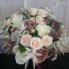 Winter wedding from bestbuds florist www.bestbuds.ie