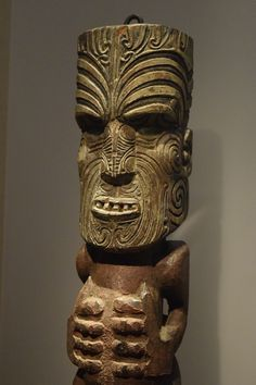 Tiki Man, Tiki Tiki, Surf, Tiki Hawaii, Ocean Artwork, Tiki Statues, Tiki Decor, Tiki Totem, Tiki Lounge