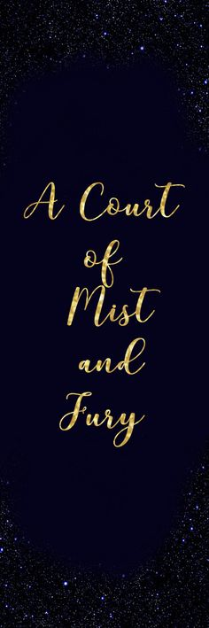 a court of mist and fury | Tumblr
