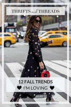 12 Fall Trends I'm L