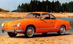 Volkswagen Karmann-Ghia - 1971