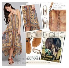 """""""Boho Chic"""" by seaside-boutique ❤ liked on Polyvore featuring K. Jacques"""