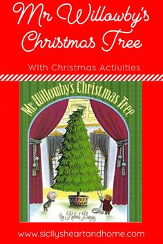 Have fun learning with Mr. Willowby's Christmas Tree and these fun Christmas preschool activities. Preschool Christmas Activities, Preschool Books, Craft Activities For Kids, Kindergarten Activities, Toddler Activities, Preschool Activities, Preschool Learning, Christmas Presents For Toddlers, Christmas Books For Kids