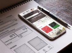 New Shop, Mobile App, Mobile Applications