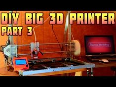 3D Printer - Working Area 40x40x40cm: 13 Steps (with Pictures)