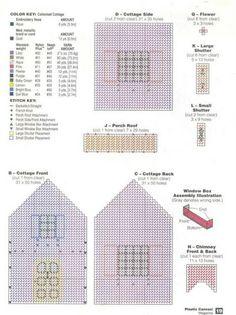 cottontail Kleenex  cottage pattern