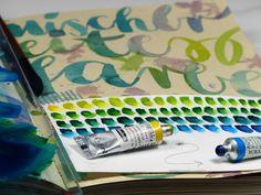 Farbpalast Bunt, Stripes, Color, Paint Stripes, Seasons Of The Year, Colors, Colour, Line Art