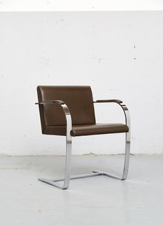 BRNO Chair By Ludwig Mies Von Der Rohe For Knoll International