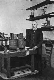 March 1st, 1896.  Henri Becquerel discovers radioactivity.