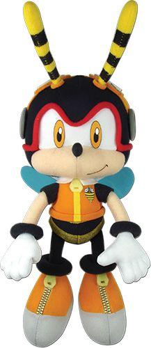 Sonic 8.5'' Plush - Charmy @Archonia_US