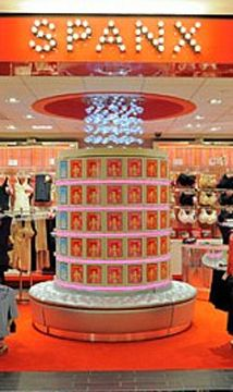 Spanx has announced the opening of its first standalone retail stores. Lingerie Stores, Confessions Of A Shopaholic, Retail Concepts, Magic Cards, Retail Stores, Believe In Magic, Business Inspiration, Spanx, Marketing Ideas