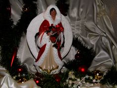 Lynn the winter angel...