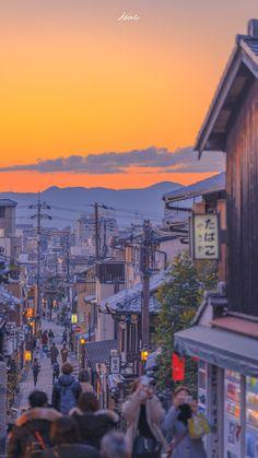 City Wallpaper, Sunset Wallpaper, Aesthetic Pastel Wallpaper, Scenery Wallpaper, Aesthetic Backgrounds, Aesthetic Wallpapers, Aesthetic Japan, Japanese Aesthetic, City Aesthetic
