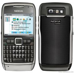 Nokia e71 2008