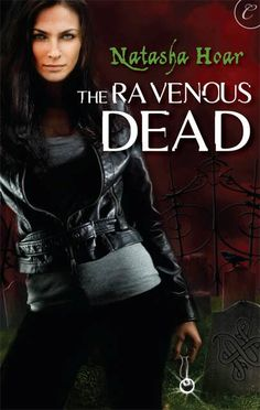 The cover of my July 2012 Carina Press release, The Ravenous Dead. Artwork/design by Glo Creative Inc.  #TheRavenousDead